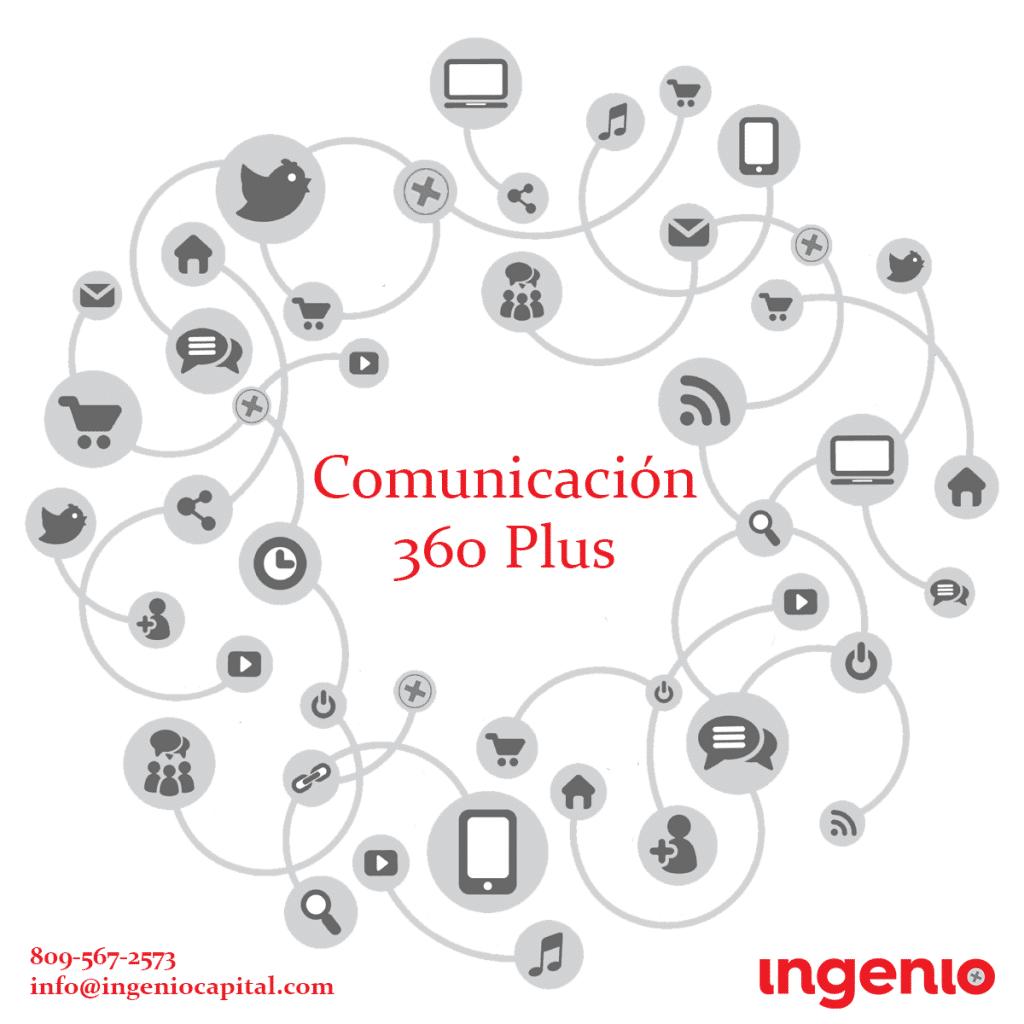 Comunicación 360 Plus
