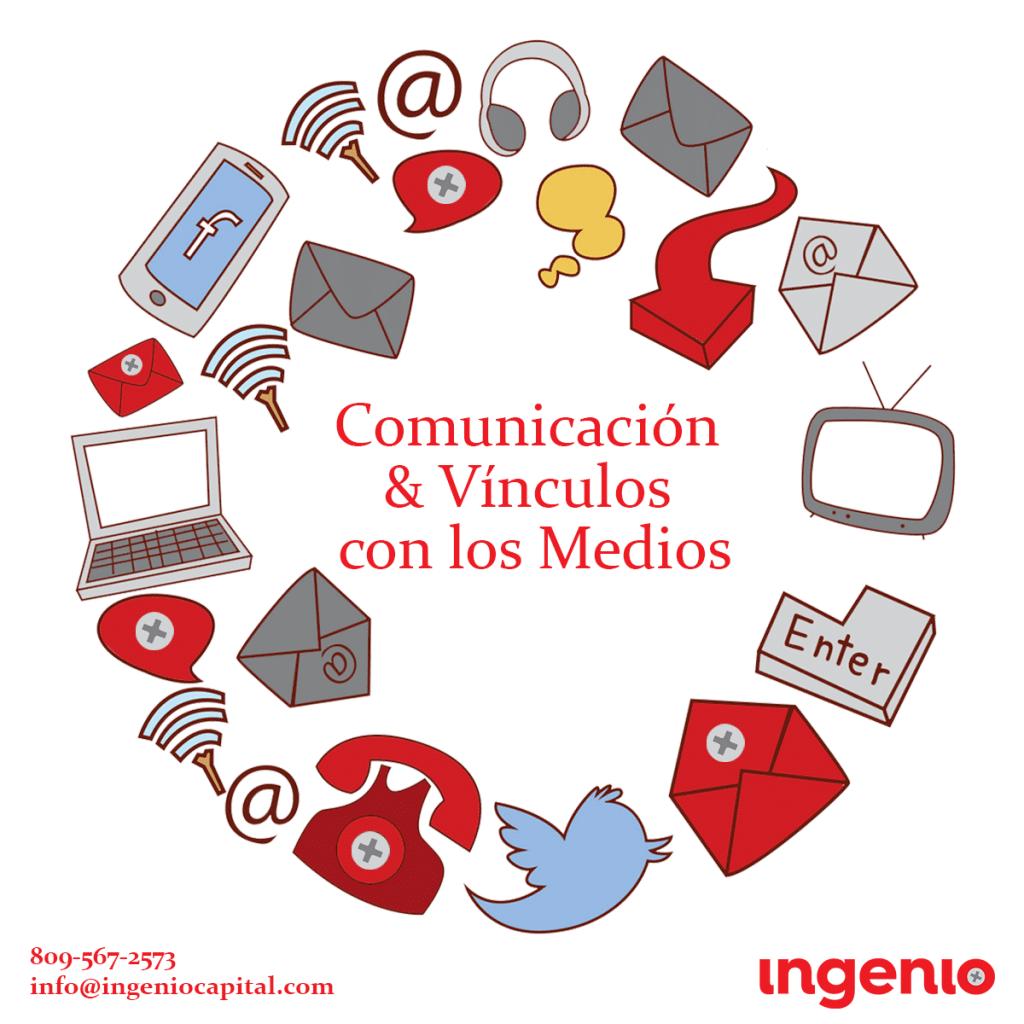 Comunicación & Vínculos con los Medios