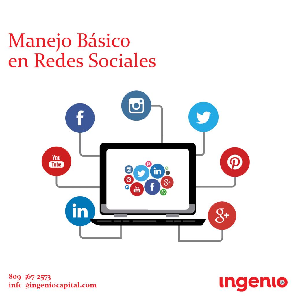 Manejo Básico en Redes Sociales