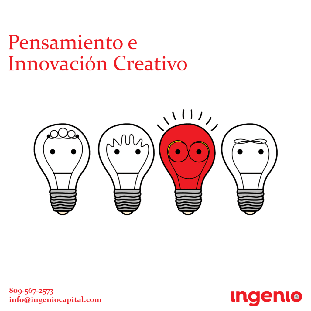 Pensamiento e Innovación Creativo