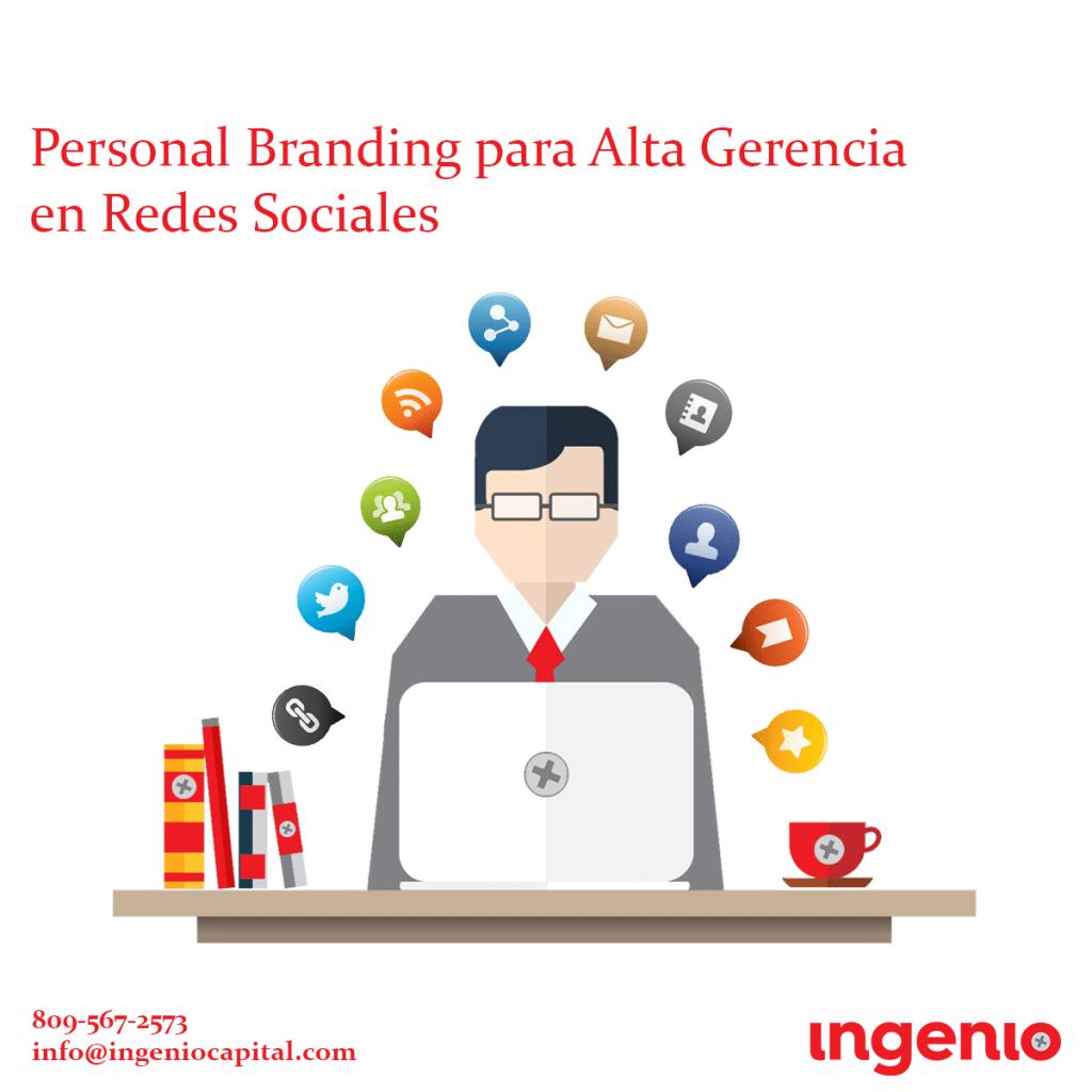 Personal Branding para Alta Gerencia en Redes Sociales